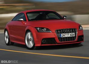 Audi TTS Coupe
