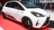 Genève 2017 - Une Toyota Yaris GRMN inspirée de la compétition