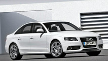 Audi UK Adds S Line Spice to new A4