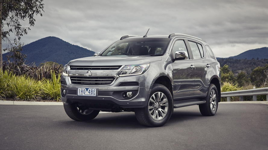2017 Holden Trailblazer brings major upgrades, new name