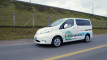 Nissan e-NV200 Solid-Oxide Fuel Cell