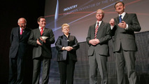 Audi wins 2008 European Inventor of the Year award