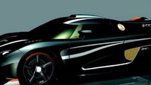 One-off Koenigsegg Agera with 1400 hp ordered by Chinese client