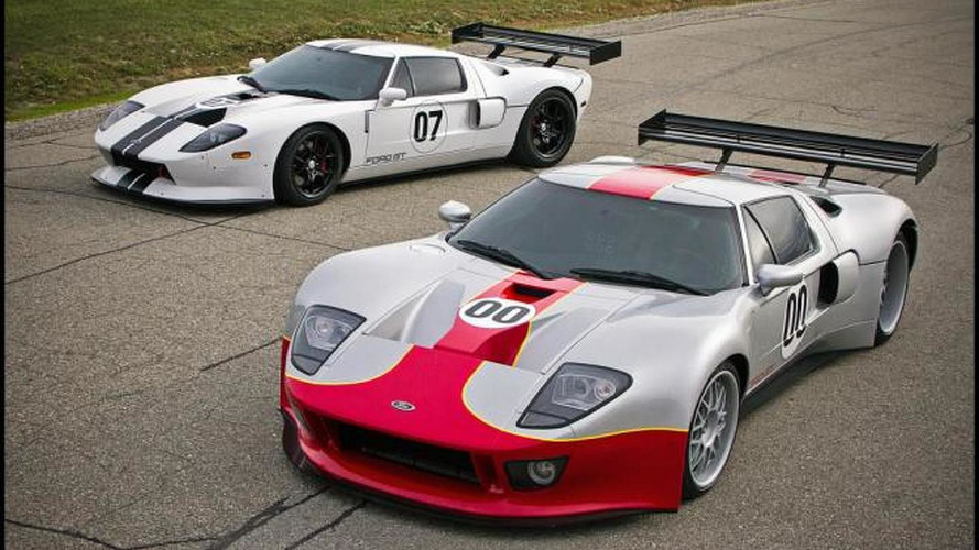 Street-legal Ford GT racecar conversion to be produced by RH Motorsports