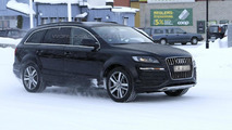 Next-gen Audi Q7 mule caught testing