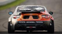 Speedhunters develop the Toyota 86X drift car