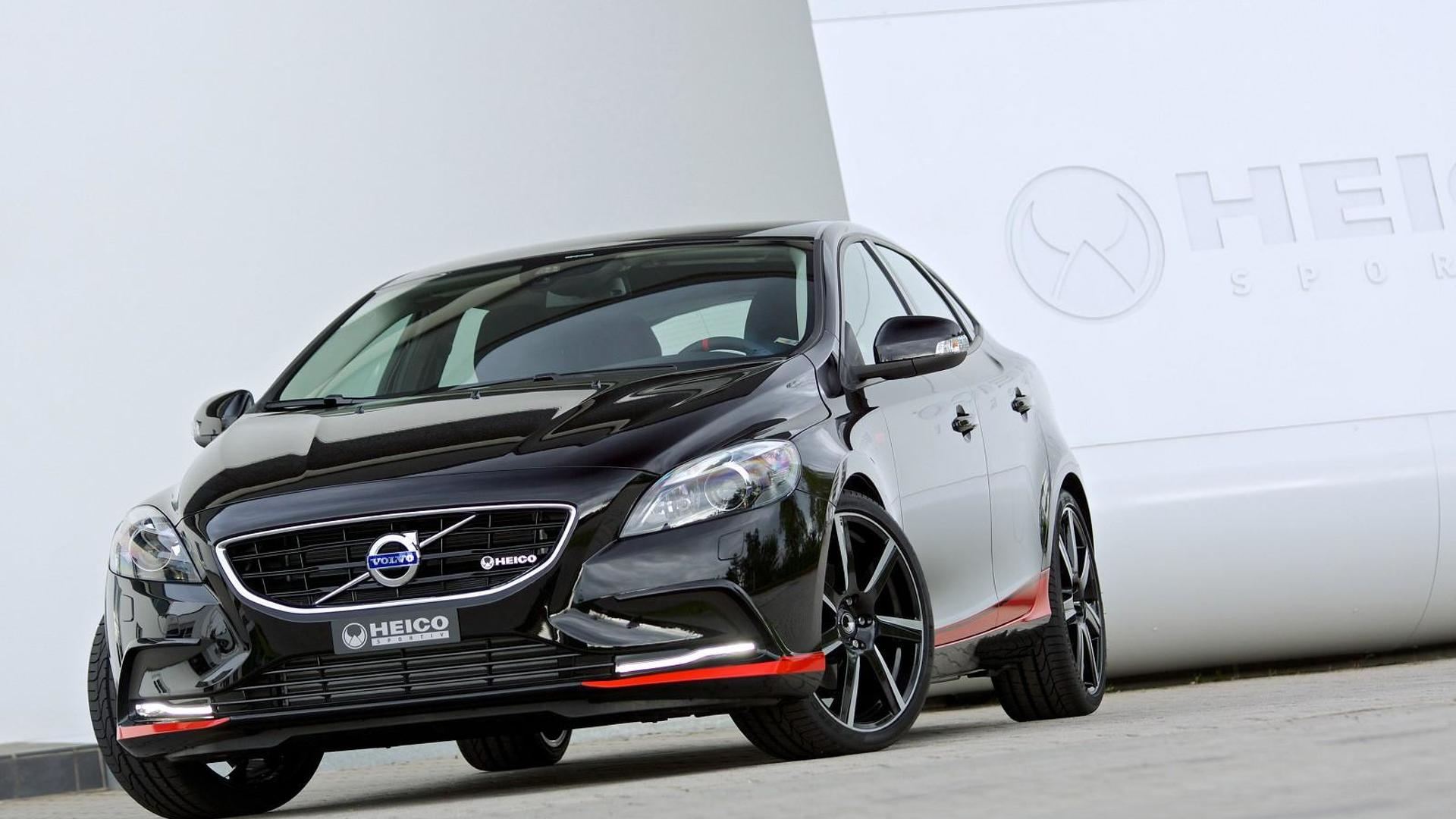 Volvo V40 Pirelli by Heico Sportiv revealed