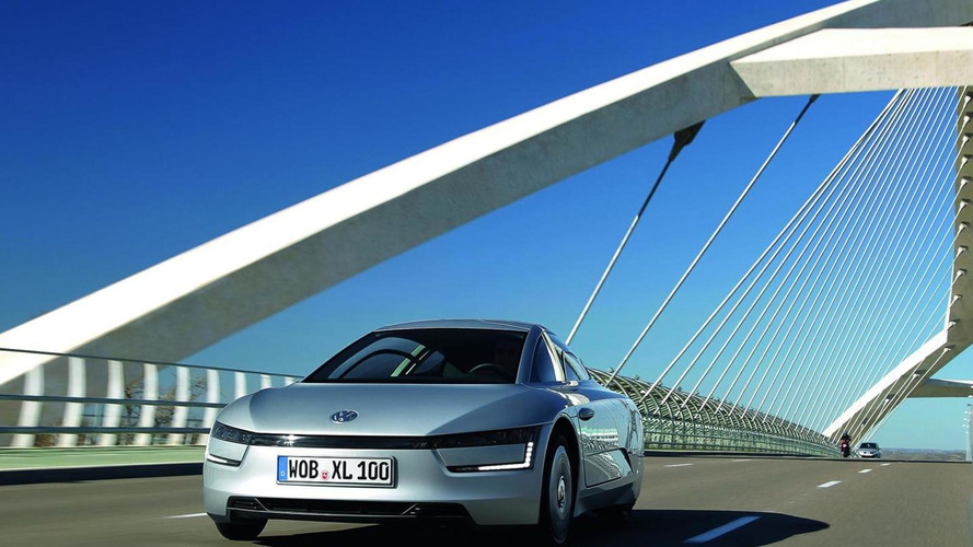 VW XL3 reportedly coming in 2018