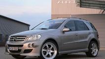 Mercedes-Benz ML by ART Tuning