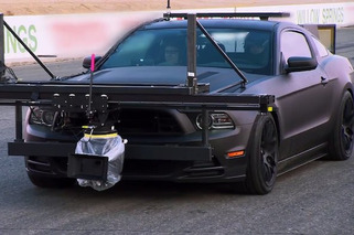 Ferrari 458, Saleen Mustang Used as Camera Cars in Upcoming 'Need For Speed' [Video]