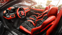 Carlex Design gives Ferrari 458 Spider cabin makeover