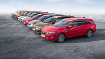 Opel details Astra Sports Tourer genealogy