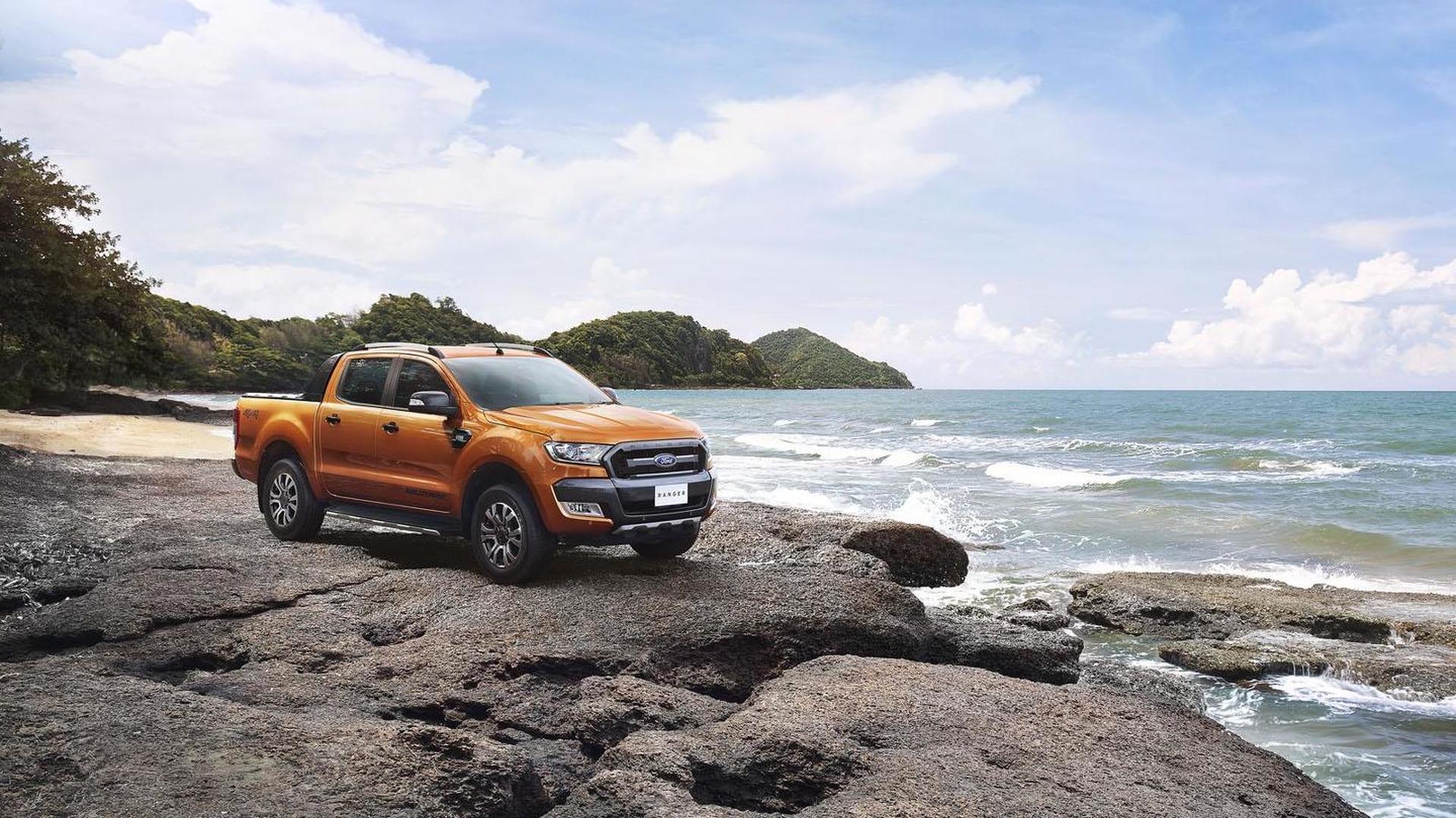 Ford Ranger Wildtrak unveiled