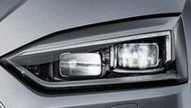 2017 Audi A5 Coupe headlights