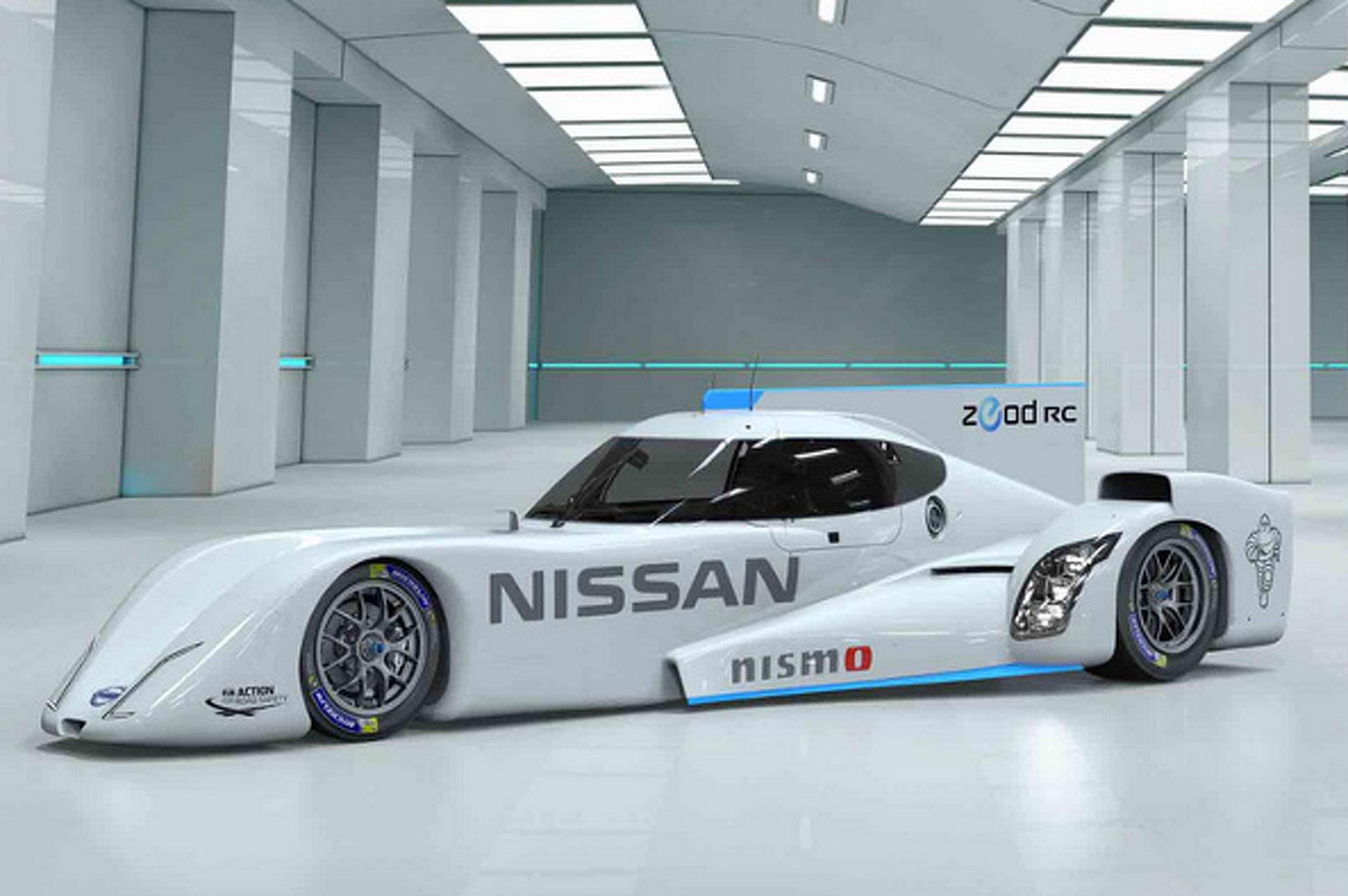 Nissan ZEOD RC Portends Future of Fuel-Efficient Racing?