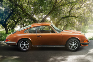 How The Porsche 911 Became An Instant Classic