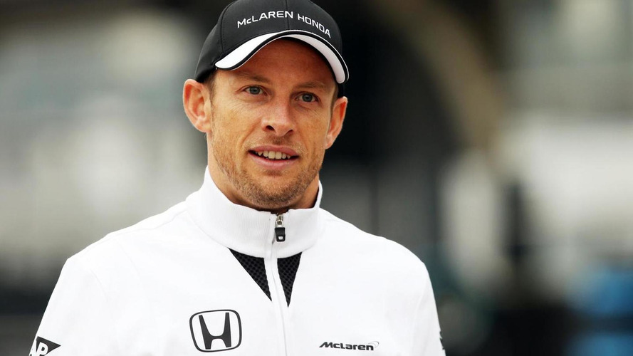 Cheerful Button sees 'great future'