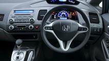 Honda Says UK Drivers Unaware of Greener Cars