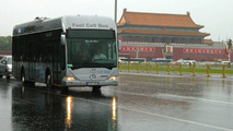 Mercedes Fuel Cell Buses on Beijing Streets Next Year