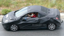 SPY PHOTOS: More Peugeot 207 CC