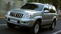 Toyota Land Cruiser 120 Series