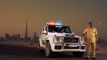 Dubai cops go after young street racers doing 186 mph