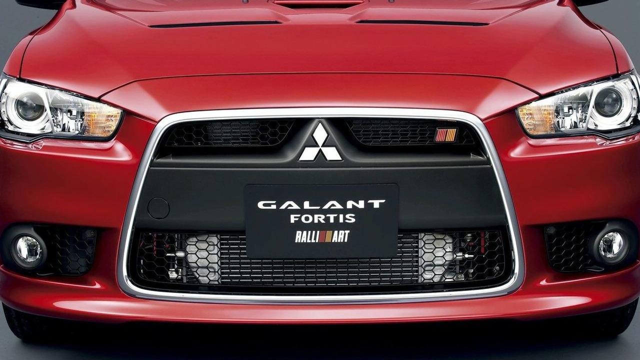 Mitsubishi Lancer Galant Fortis RALLIART
