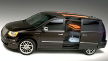 Chrysler Town & Country Black Jack at SEMA