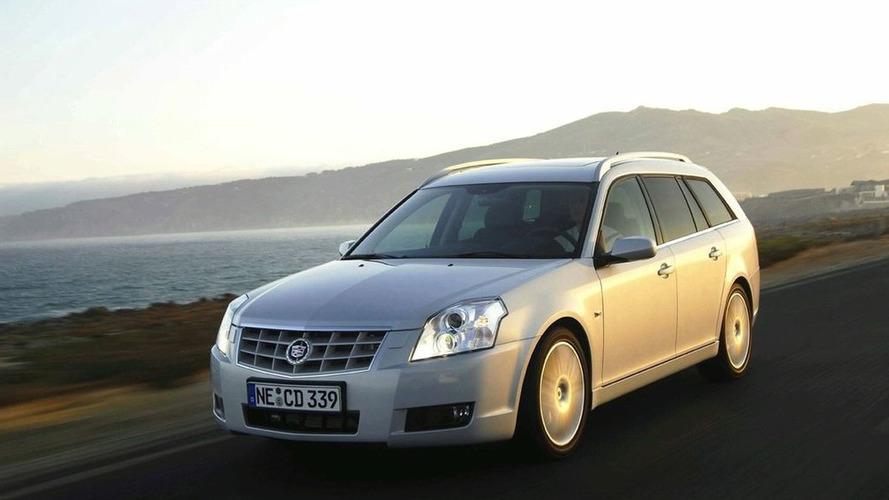 2008 Cadillac BLS Wagon: In Depth