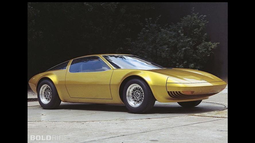 Opel GT/W Geneve Concept