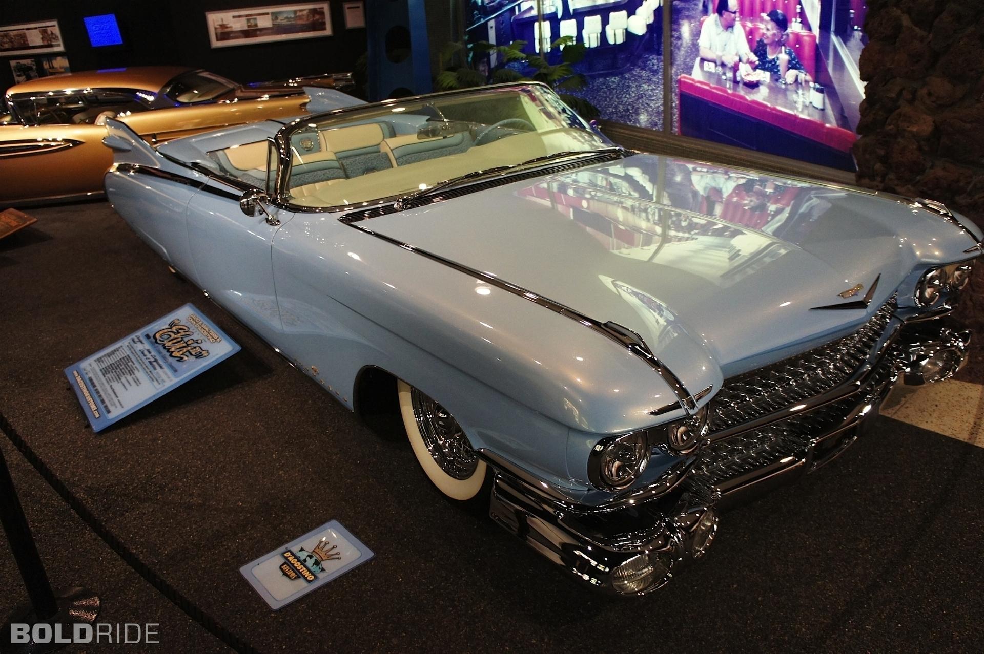Cadillac Eldorado Custom Biarritz Convertible