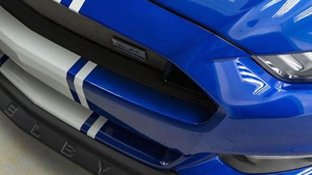 Shelby American Mustang Teaser