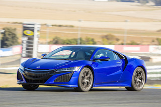 2017 Acura NSX Officially Churns Out 573 HP, Hits 191 MPH