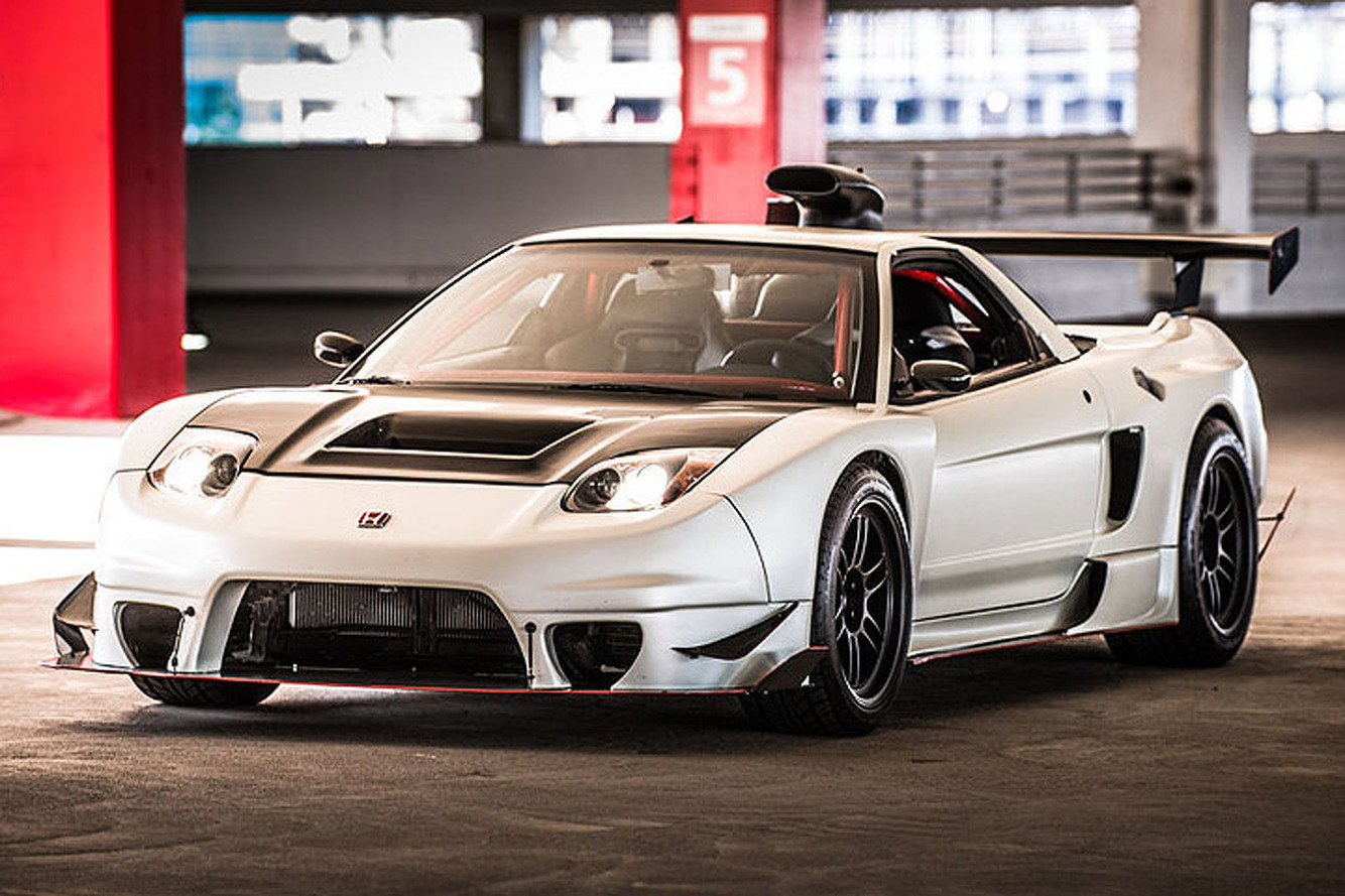 This Supercharged Acura NSX is What Dreams are Made Of