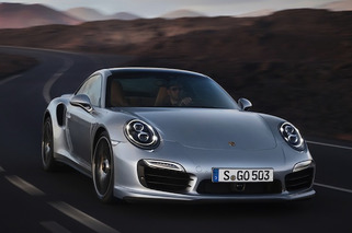 2014 Porsche 911 Turbo S is Here to Melt Faces