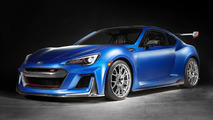 Subaru BRZ STI confirmed, coming to the U.S. in a couple of years