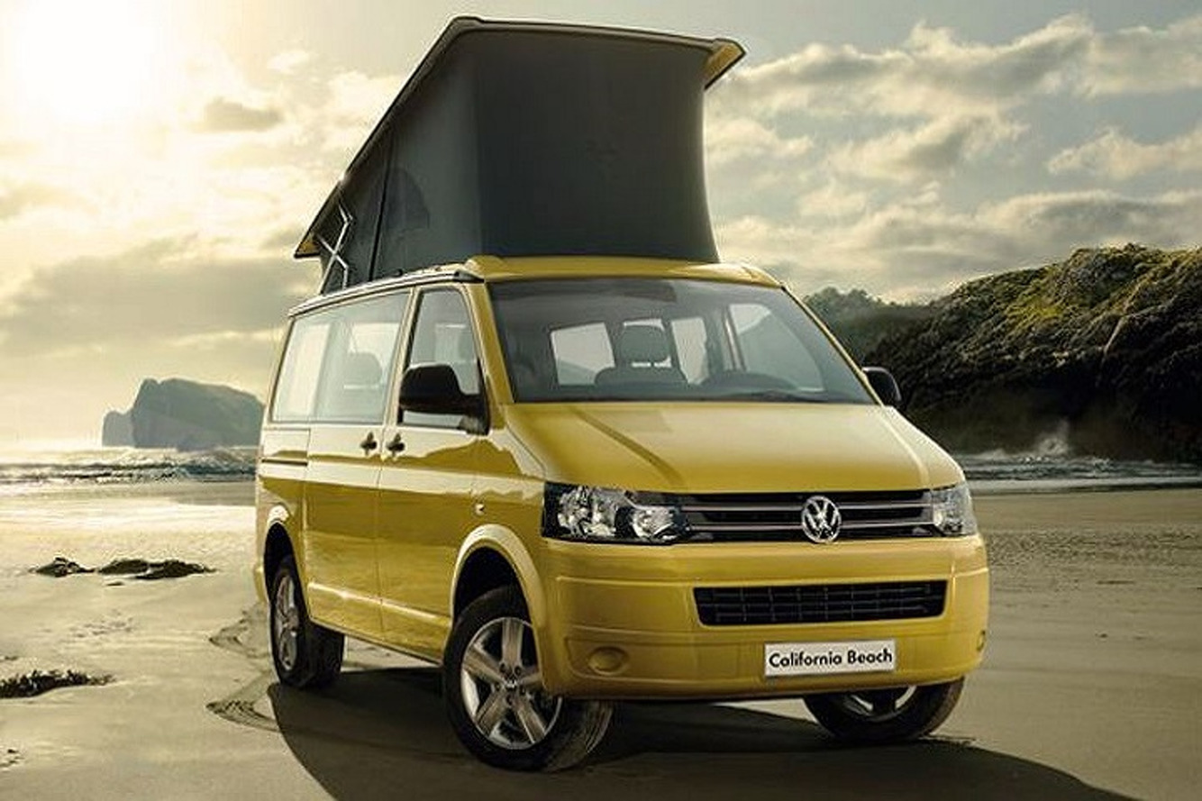 Why Can't The U.S. Have This Awesome Volkswagen Camper Van?