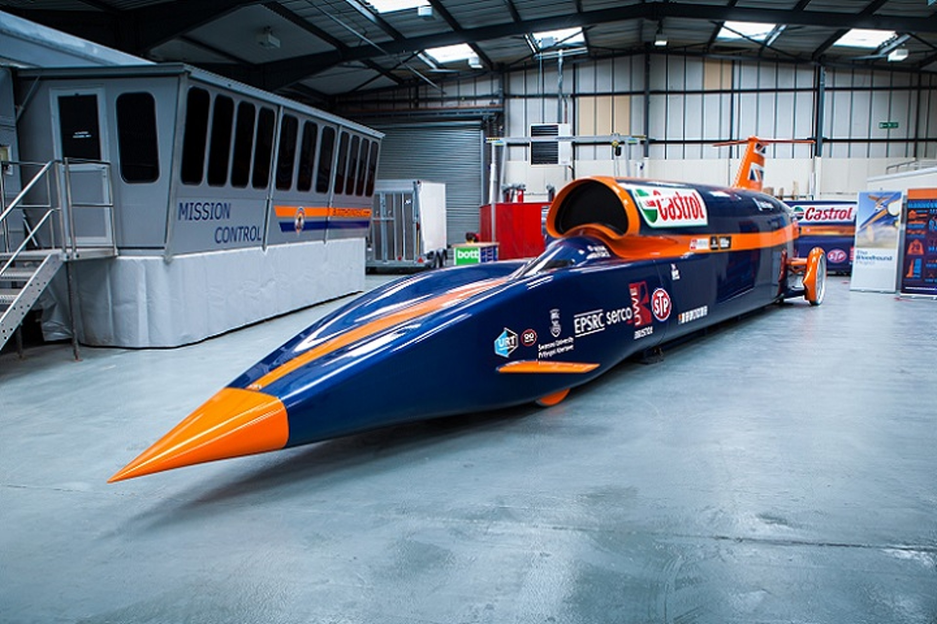 The History and Future of The Land Speed Record
