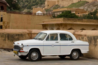 Production Suspended on the Hindustan Ambassador