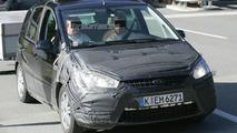 SPY PHOTOS: Ford C-Max Facelift