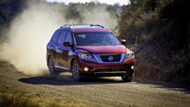 2013 Nissan Pathfinder 03.8.2012
