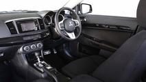 2013 Mitsubishi Lancer Ralliart TC-SST