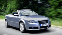 New Sports Specification for Audi A4 Cabriolet