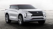 Mitsubishi Ground Tourer plug-in hybrid concept revealed for Paris
