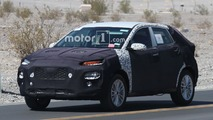 Kia compact crossover hits the road again for testing