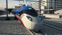 Next-gen Amtrak high-speed train