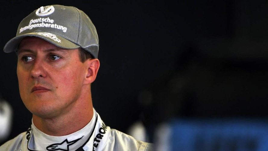 Schumacher snubbed in magazine's top 50 drivers list
