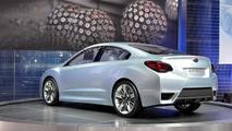 Subaru Impreza Design Concept - 2010 Los Angeles Auto Show