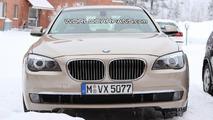BMW 7-Series Hybrid Spied