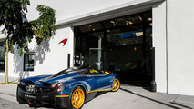 One-off Pagani Huayra 730 S delivered, looks stunning [video]